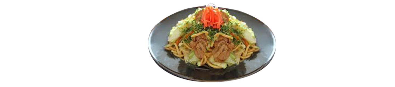 日式鐵板豚肉炒麵(夜)