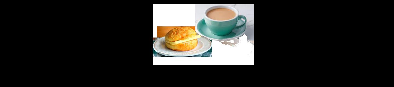冰火珍寶菠蘿油(茶)