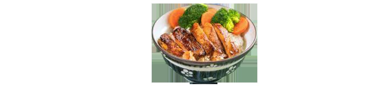 日式照燒雞扒丼(午)