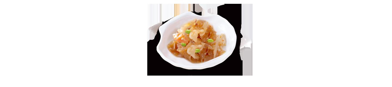 日式麻油海蜇(單)